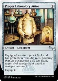 Proper Laboratory Attire - Foil