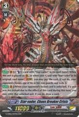 Star-vader, Chaos Breaker Crisis - G-CB06/007EN - RRR