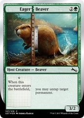 Eager Beaver on Channel Fireball