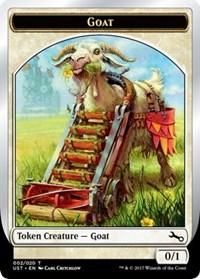 Goat Token - Foil