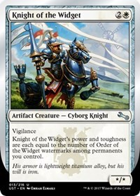 Knight of the Widget