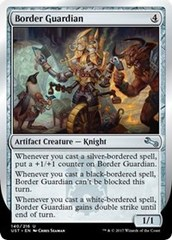 Border Guardian - Foil