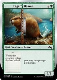 Eager Beaver - Foil