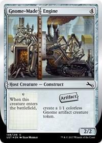 Gnome-Made Engine - Foil