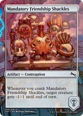 Mandatory Friendship Shackles - Foil