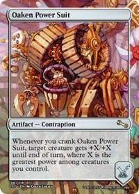Oaken Power Suit - Foil