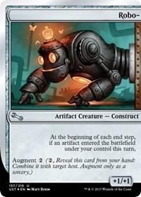Robo- - Foil