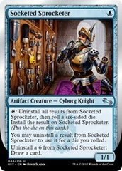 Socketed Sprocketer - Foil