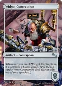 Widget Contraption - Foil