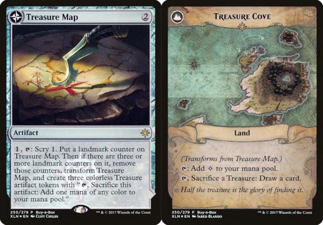 Treasure Map // Treasure Cove - Treasure Chest Promo