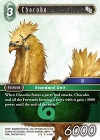 Chocobo - 4-062C