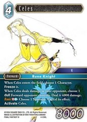 Celes - 4-038L - Foil