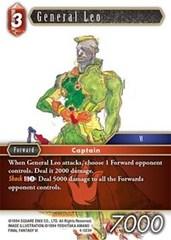 General Leo - 4-023H - Foil