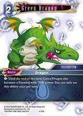 Green Dragon - 4-124C - Foil