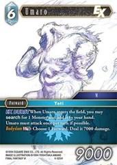 Umaro EX - 4-025H - Foil