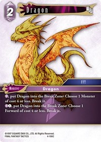 Dragon - 4-106C
