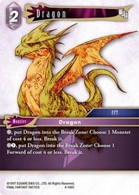 Dragon - 4-106C - Foil