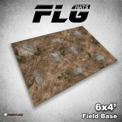 Flg Mats Field Base 4X6