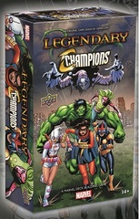 Legendary: A Marvel Deckbuilding Game - Champions Expansion