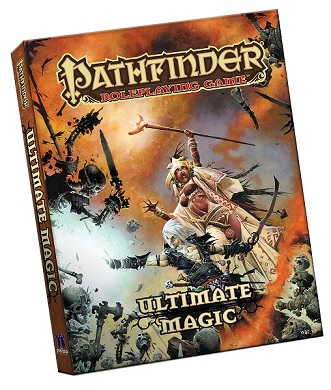 Pathfinder Rpg: Ultimate Magic Pocket Edition