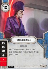 Dark Counsel (With Die)