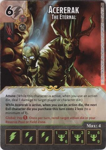 Acererak - The Eternal (Card Only)
