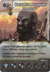 Captain Elok Jaharwon - Aspiring Leader (Die and Card Combo)