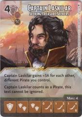 Captain Laskilar - Seeking Treasure Seekers (Die and Card Combo)