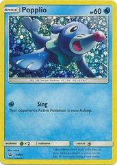 Popplio - SM03 (Cereal Box Promo) - SM Black Star Promo
