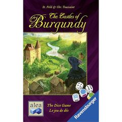 Castles Of Burgundy (Dice Game Version)