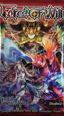 Force Of Will Ccg: Booster 03 Reiya Cluster - The Time Spinning Witch - Booster Pack