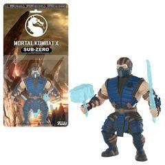 Savage World: Mortal Kombat X - Subzero Action Figure