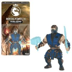 Savage World: Mortal Kombat X - Subzero Action Figure (Chase)