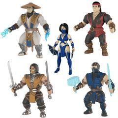 Savage World: Mortal Kombat- Action Figure- 6Ct Assortment