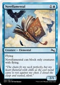 Novellamental (C - Silent)
