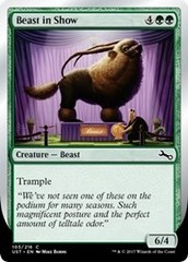 Beast in Show (B - Straight Horns) - Foil