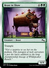 Beast in Show (D) - Foil on Channel Fireball