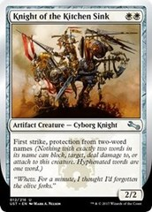 Knight of the Kitchen Sink (E - Two-word) - Foil