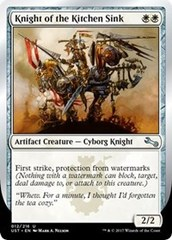 Knight of the Kitchen Sink (F) - Foil