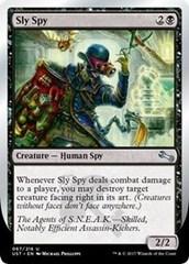 Sly Spy (D) - Foil