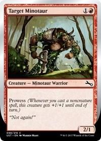 Target Minotaur (D - Vines) - Foil