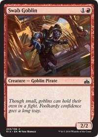 Swab Goblin - Planeswalker Deck Exclusive