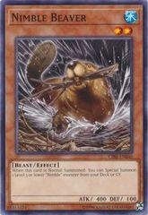 Nimble Beaver - CIBR-EN040 - Short Print - Unlimited Edition