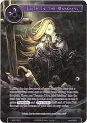 Faith in the Darkness (Full Art) - ADK-132 - R