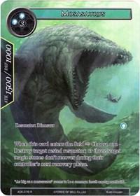 Mosasaurus (Full Art) - ADK-076 - R