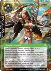 Viola, the Dragon Priestess - ADK-115 - SR