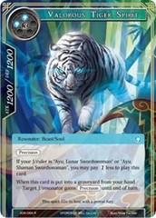 Valorous Tiger Spirit - ADK-084 - R