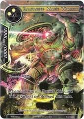 Rampaging Magic Warrior (Full Art) - ADK-020 - U