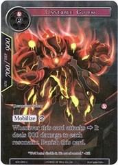 Unstable Golem (Full Art) - ADK-056 - U