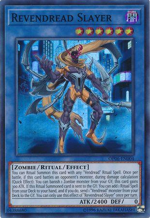 Revendread Slayer - OP06-EN004 - Super Rare - Unlimited Edition